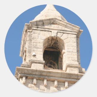 Etiqueta do Cais Clocktower do rei