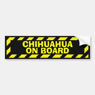 Etiqueta do cuidado do amarelo do preto do adesivo para carro