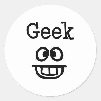 Etiqueta do geek
