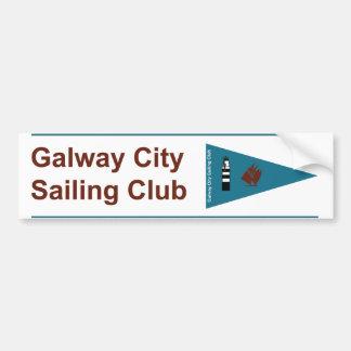 Etiqueta do pára-choque & do barco do clube da adesivo para carro