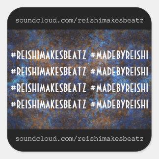 etiqueta do #reishimakesbeatz