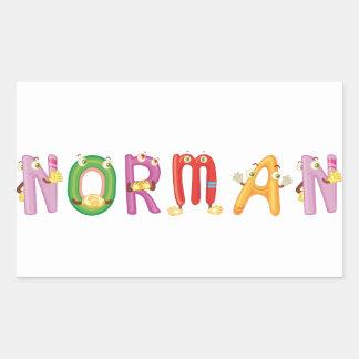 Etiqueta normanda