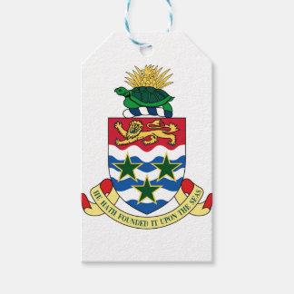 Etiqueta Para Presente Brasão do emblema de Cayman Islands