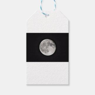 Etiqueta Para Presente Lua cheia