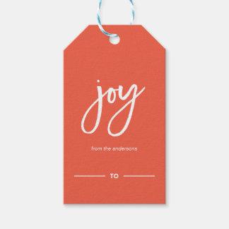 Etiqueta Para Presente O Natal Sparkles Tag festivo do presente da