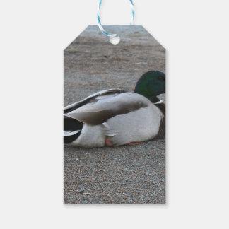 Etiqueta Para Presente Pato
