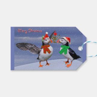 Etiqueta Para Presente Saco festivo do presente do Natal dos