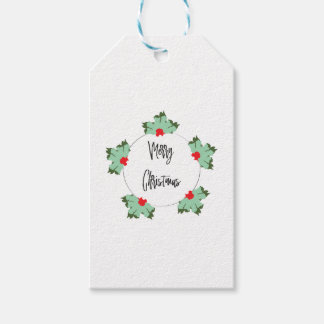 Etiqueta Para Presente Tag do Natal