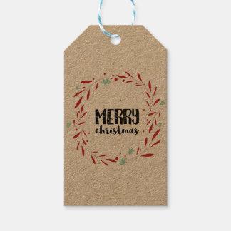Etiqueta Para Presente Tag personalizados Natal do presente