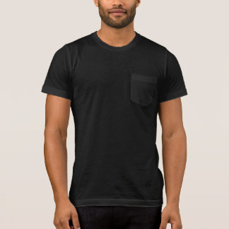 Etiqueta Pocket alpargata T-shirt