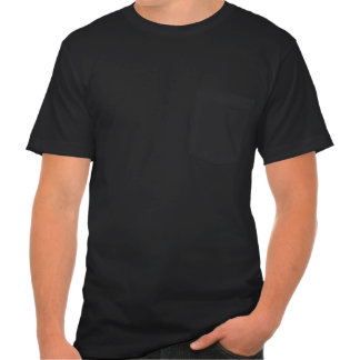 Etiqueta Pocket alpargata Tshirts