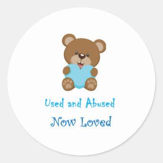 Etiquetas agora amadas usadas e abusadas