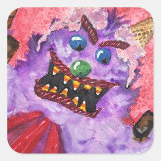 Etiquetas do monstro dos doces, 20 por a página