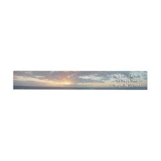 Etiquetas Nascer do sol no mar mim Seascape Pastel