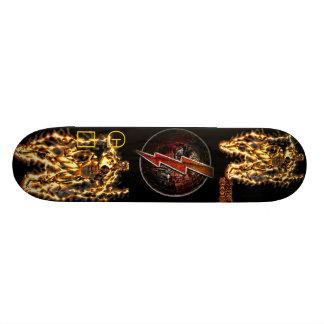 Etiquete o GH primeira edição do herói global Shape De Skate 18,7cm