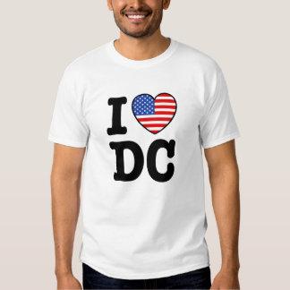 Eu amo a C.C. Camiseta