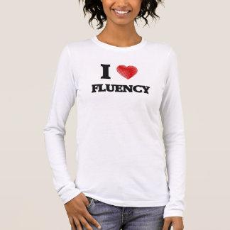 Eu amo a facilidade tshirt