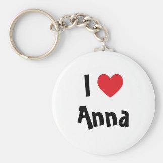 Eu amo Anna Chaveiro