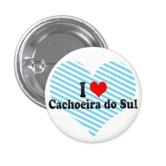 Eu amo Cachoeira do Sul, Brasil Boton