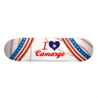 Eu amo Camargo, Kentucky Skate Boards