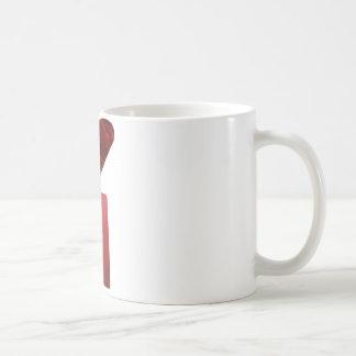 Eu amo comprar caneca de café