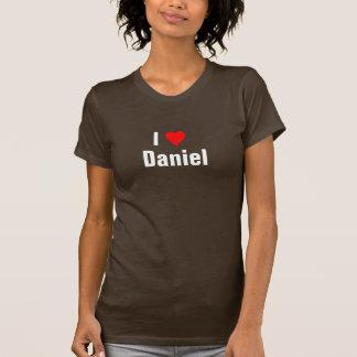 Eu amo Daniel Tshirts