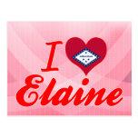 Eu amo Elaine, Arkansas