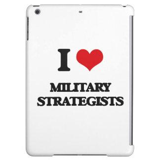 Eu amo estrategas militares