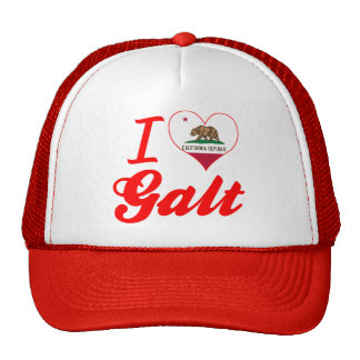 Eu amo Galt, Califórnia Bones