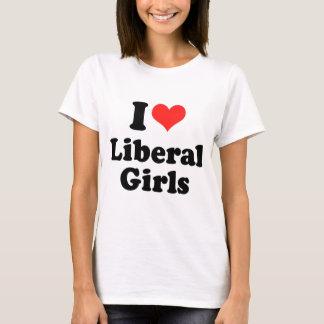 EU AMO GIRLS.png LIBERAL T-shirt