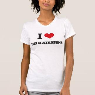 Eu amo guloseimas tshirts