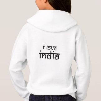 Eu amo India Tshirts