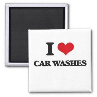 Eu amo lavagens de carros ima