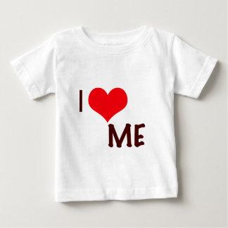 Eu amo-me t-shirts