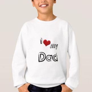 eu amo meu pai tshirts