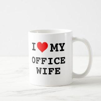 Eu amo minha esposa do escritório
