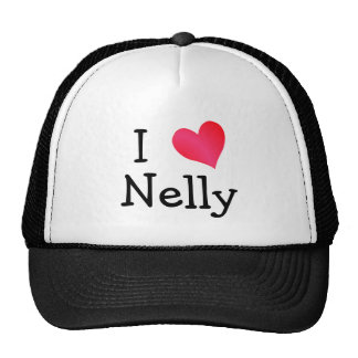 Eu amo Nelly Bone