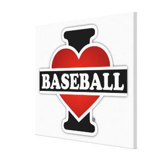 Eu amo o basebol