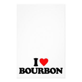 EU AMO O BOURBON