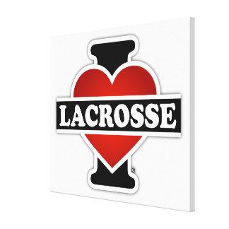 Eu amo o Lacrosse