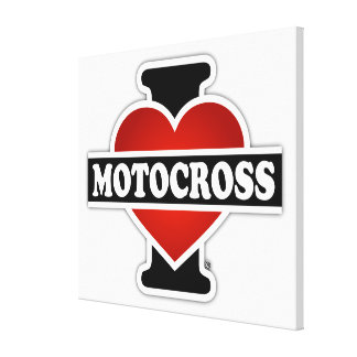 Eu amo o motocross