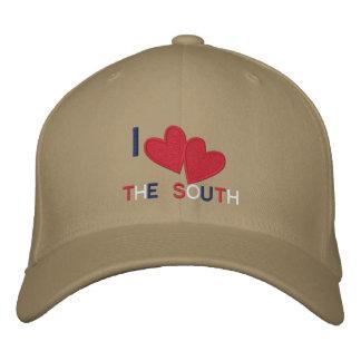 Eu amo o sul boné