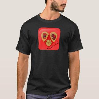 Eu amo o t-shirt de BXVI