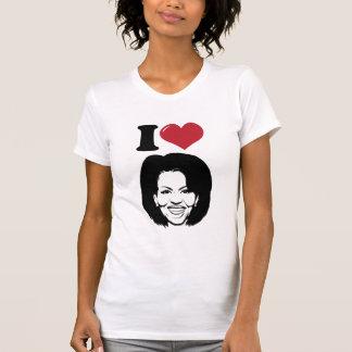 Eu amo o t-shirt de Michelle Obama