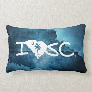 Eu amo o travesseiro azul do Grunge do SC