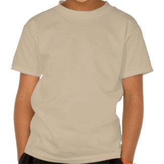 Eu amo o Tshirt da criança do cheeseburger