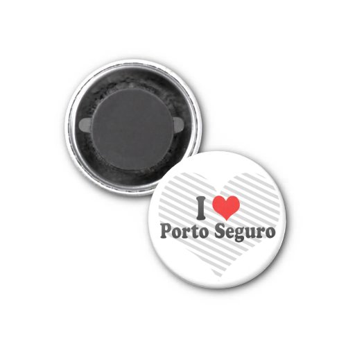 Eu amo Porto Seguro, Brasil Imã