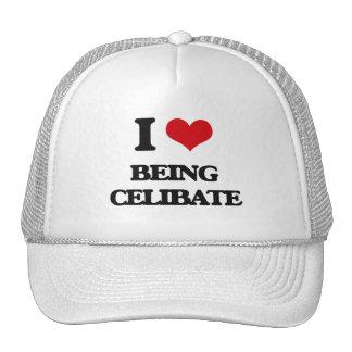 Eu amo ser celibato boné