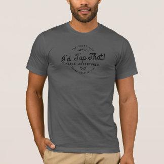 Eu bateria aquele! T-shirt de Shackin do açúcar