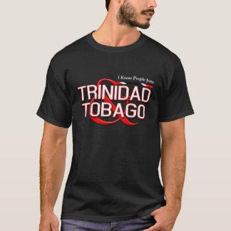 Eu conheço pessoas de Trinidad and Tobago Tshirt